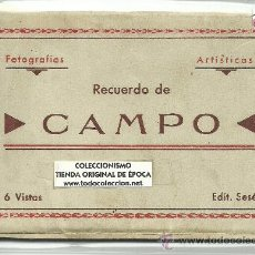 Postkarten - (PS-20225) 6 POSTALES FOTOGRAFICAS DE CAMPO(HUESCA)-MUY RARAS - 22829754