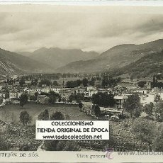 Postales: (PS-20314)POSTAL DE FOTOGRAFICA DE CASTEJON DE SOS(HUESCA)-VISTA GENERAL. Lote 22890483