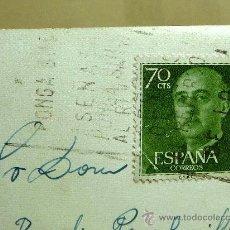 Postales: FOTO, POSTAL, TARJETA POSTAL, CIRCULADA, ZARAGOZA, A ORILLAS DEL EBRO Y EL PILAR, FOLKLORE ARAGONE. Lote 24086055