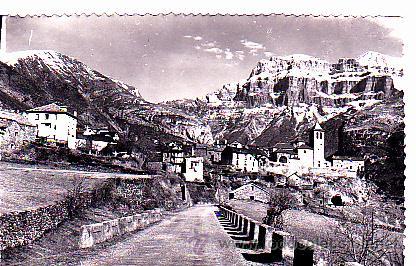 POSTAL TORLA VISTA PARCIAL Y MONDARRUEGO AL FONDO (Postales - España - Aragón Moderna (desde 1.940))