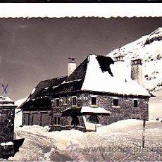 Postales: POSTAL CANFRANC CANDANCHU PUERTO DE SOMPORT . Lote 23663833