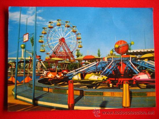 Zaragoza parque de atracciones tp 8022 comprar postales - Parque atracciones zaragoza ...
