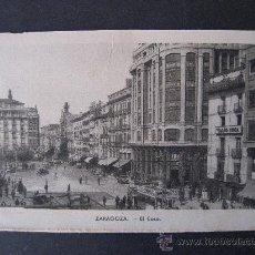 Postales: ZARAGOZA,EL COSO.. Lote 31018555