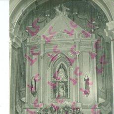 Postales: VALDEALGORFA TERUEL AÑOS 60 . Lote 24984338