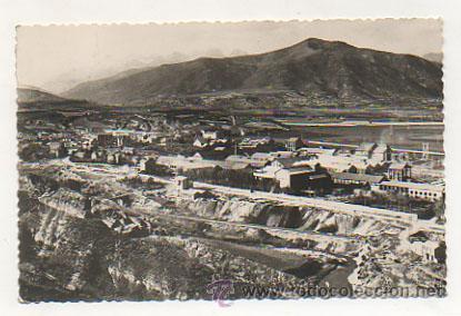 SABIÑÁNIGO. VISTA PARCIAL. (ED. SICILIA, Nº 6) (Postales - España - Aragón Antigua (hasta 1939))