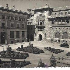 Postales: PS2401 TERUEL 'PLAZA GENERAL VARELA'. ED. SICILIA NÚM. 4. CIRCULADA EN 1953. Lote 25103914