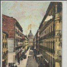 Postales: ZARAGOZA-CALLE DE DON ALFONSO(REF-485). Lote 25564198