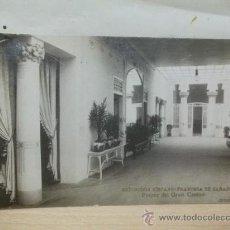 Postales: ZARAGOZA 1908. EXPOSICION HISPANO FRANCESA. CASINO POSTAL FOTOGRAFICA. COYNE. Lote 25885636