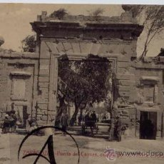 Postcards - Zaragoza. puerta del carmen, celebre por su heroica defensa - 27324255