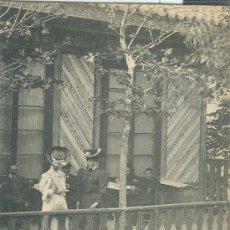 Postales: ZARAGOZA. QUINTA JULIETA. HAUSER Y MENET. CIRCULADA EN 1907.. Lote 27278306