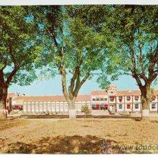 Postales: POSTAL CALATAYUD HOTEL ROGELIO CARRETERA MADRID BARCELONA ED SICILIA AÑOS 60 SIN CIRCULAR. Lote 25968695