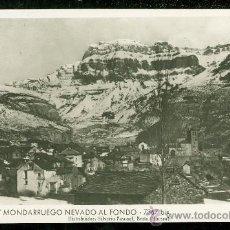 Postales: TARJETA POSTAL DE TORLA Y MONDARRUEGO NEVADO AL FONDO.. Lote 26359750