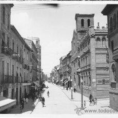 Postales: POSTAL HUESCA COSO ALTO Y CORREOS . Lote 27376847