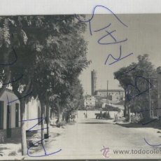 Postales: POSTAL.ANTIGUA.TAUSTE.AÑO 1964.RARA . NO VISTA.MATASELLO DE TAUSTE LIMPIO.. Lote 27377385