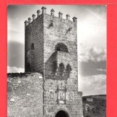 Postales: POSTAL DE MONASTERIO DE PIEDRA TORRE DEL HOMENAJE SIGLO XII EDICION SICILIA SIN CIRCULAR . Lote 27529365