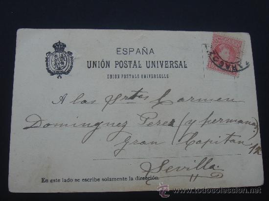 Postales: DORSO DE LA POSTAL - Foto 4 - 27762775
