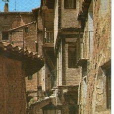 Postales: POSAL DE ALBARRACIN - TERUEL - CIUDAD HOSTORICA Y MONUMENTAL , RINCON TIPICO . Lote 27817696