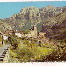 Postales: POSTAL A COLOR 302 PIRINEOS ARAGONESES TORLA VISTA PARCIAL Y EL MONDARRUEGO AL FONDO GARCIA GARRABEL. Lote 27874124