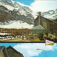 Postales: BIELSA, PARADOR NACIONAL MONTE PERDIDO. Lote 30908553
