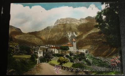 TORLA (ALTO PIRINEO ARAGONÉS) VISTA PARCIAL (Postales - España - Aragón Moderna (desde 1.940))