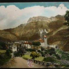Postales: TORLA (ALTO PIRINEO ARAGONÉS) VISTA PARCIAL . Lote 27901907