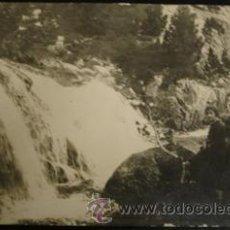 Postales: BALNEARIO DE PANTICOSA - CASCADA DE LA COLA DE CABALLO . Lote 27934179
