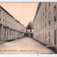 Postales: ALHAMA DE ARAGON - BALNEARIO DE SAN FERMIN . - (7349). Lote 28035528