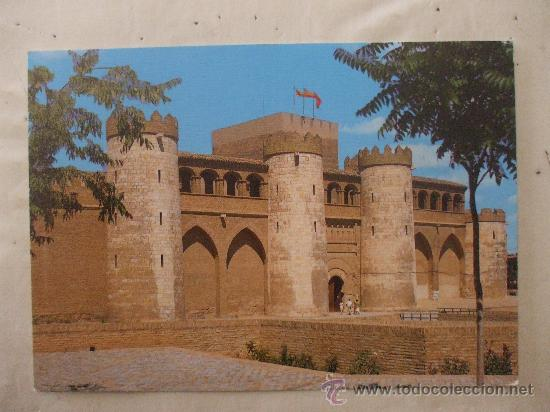 POSTAL DE LA ALFAJERIA (Postales - España - Aragón Moderna (desde 1.940))