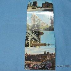 Postales: ACORDEON DE 4 POSTALES DE ZARAGOZA. Lote 28073191