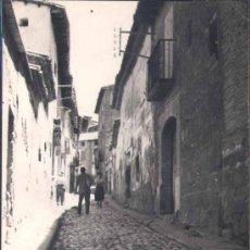 Postales: LA PINTORESCA VILLA DE BOLEA (ALTO ARAGÓN-HUESCA). Lote 28157676