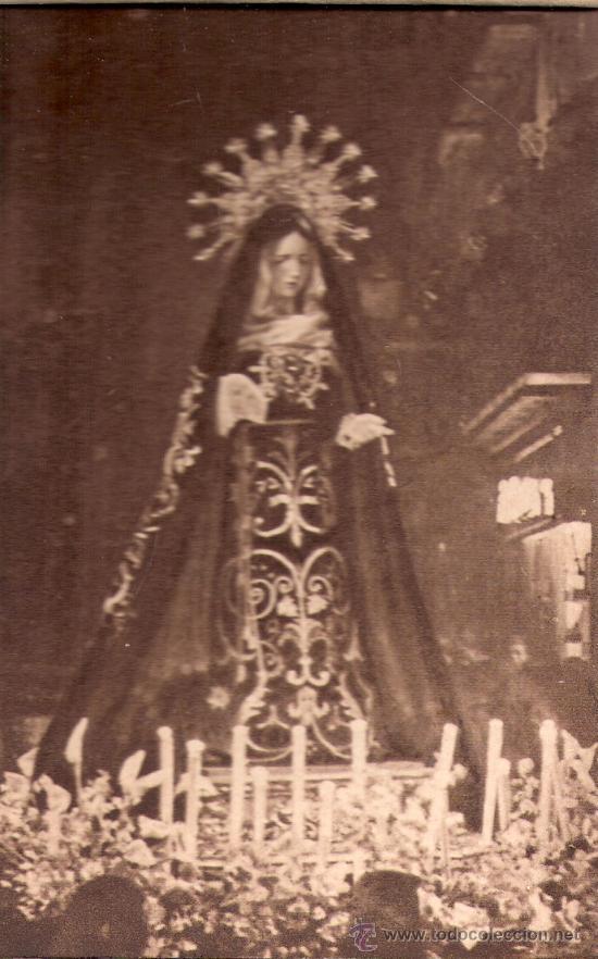 Postales: HUESCA - SEMANA SANTA - PROCESION DEL SANTO ENTIERRO-BLOCK COMPLETO DE 10 POSTALES-VER FOTOS-( B-44) - Foto 6 - 28173968