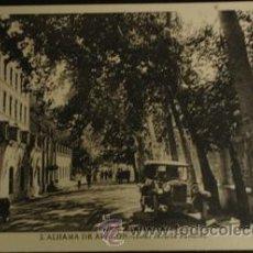 Postales: ALHAMA DE ARAGON - HOTEL TERMAS PALLARÉS . Lote 28181560