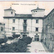 Postales: BARBASTRO - PLAZA DE LA CONSTITUCION - HUEC. MUMBRU- (7863). Lote 28352677