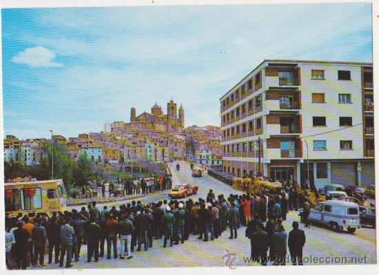 Circuito Alcañiz : Alcañiz vista parcial circuito de guadalorce al comprar postales