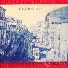 Postales: ZARAGOZA - EL COSO. Lote 28865055