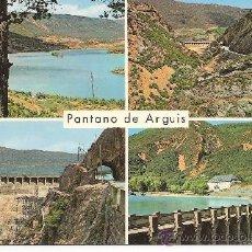 Postales: ARGUIS HUESCA VARIAS IMAGENES. Lote 28989068