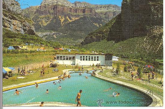 torla huesca pirineo aragones camping piscina comprar