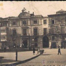 Postales: CASPE (ZARAGOZA).- PLAZA DE ESPAÑA. Lote 29015853