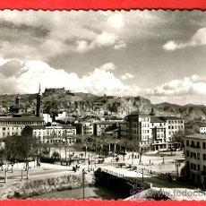 Postales: CALATAYUD - VISTA PARCIAL, AL FONDO EL CASTILLO - EDICIONES SICILIA - POSTAL . Lote 29368532