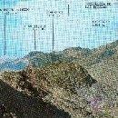 Postales: PANORÁMICA (59,5X10CM) BENASQUE, PIRINEO ARAGONÉS, MACIZO DEL POSETS Y FRONTERA DEL VALLE DE ESTOS. Lote 29462194