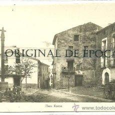 Postales: (PS-25490)POSTAL FOTOGRAFICA DE CALACEITE-PLAZA NUEVA. Lote 29569333