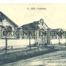 Postales: (PS-25805)POSTAL DE JACA-MATADERO. Lote 29707041