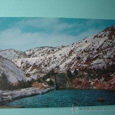 Postales: POSTAL TRUCHAS Y SALMONES DE JAVALAMBRE - ARCOS DE LAS SALINAS (TERUEL). Lote 29800916