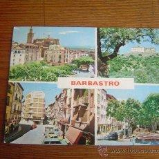 Postales: POSTAL DE BARBASTRO. Lote 30070370