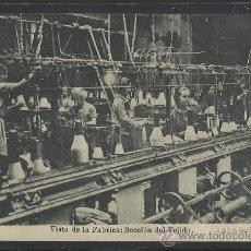 Postales: ZARAGOZA -FABRICA DE GENEROS DE PUNTO R. LARRAZ -(8725). Lote 30176040