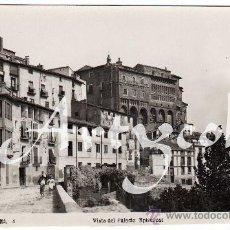 Postales: BONITA POSTAL - TARAZONA (ZARAGOZA) - VISTA DEL PALACIO EPISCOPAL. Lote 30294283