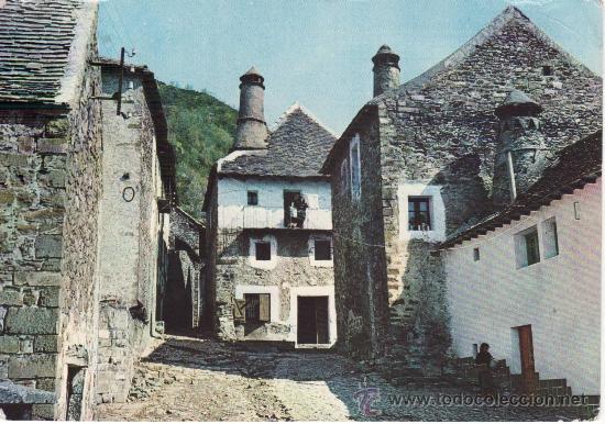 VALLE DE HECHO.SIRESA.RINCON TIPICO DE HUESCA. (Postales - España - Aragón Moderna (desde 1.940))