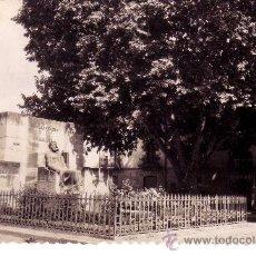 Postales: GRAUS - HUESCA - MONUMENTO A D. JOAQUIN COSTA . Lote 30540473