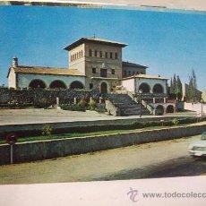 Postales: ZARAGOZA ANTIGUA POSTAL AÑO 1968 RESTAURANTE EL CACHIRULO. Lote 30594463