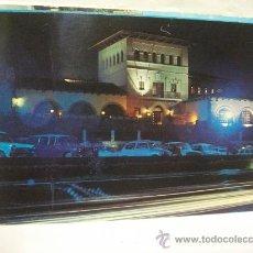 Postales: ZARAGOZA ANTIGUA POSTAL AÑO 1967 RESTAURANTE EL CACHIRULO. Lote 30594464